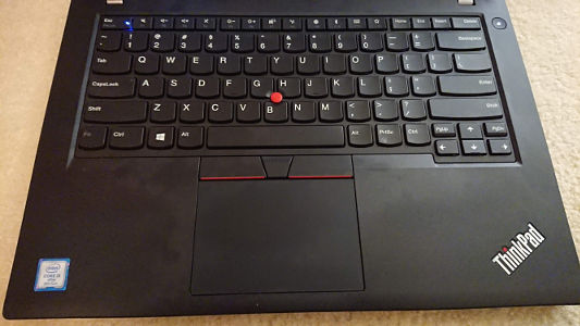 RepRep - Lenovo T480 with Linux Review